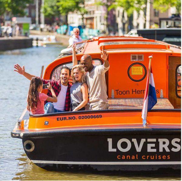 Amsterdam Canal Cruise | Amsterdamjordaan.com