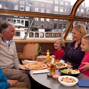 Amsterdam-pizza-cruise | Amsterdamjordaan.com