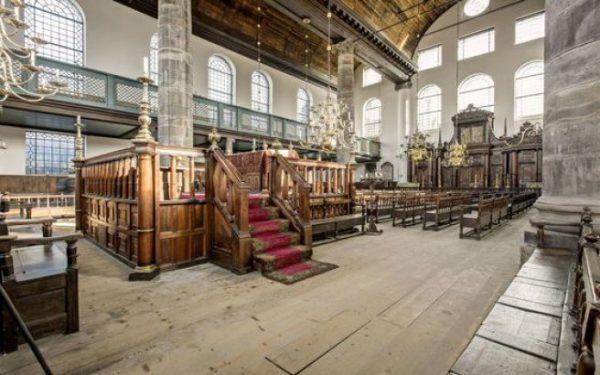 Jewish-cultural-quarter | Amsterdamjordaan.com