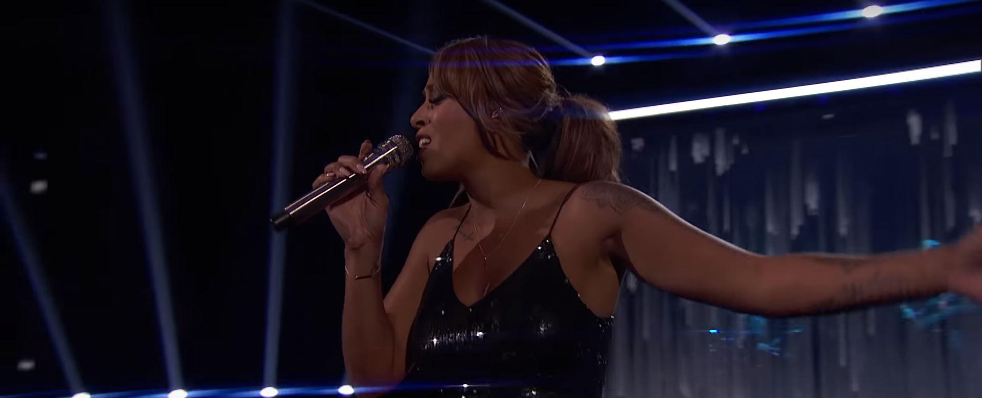 Glennis Grace to finale of America's Got Talent
